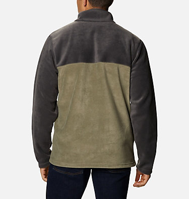 Men's Steens Mountain™ Half Snap Fleece Steens Mountain™ Half Snap | 397 | XXL, Stone Green, Shark, back