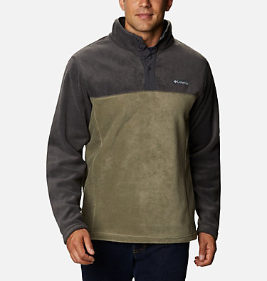 Men's Steens Mountain™ Half Snap Fleece , front