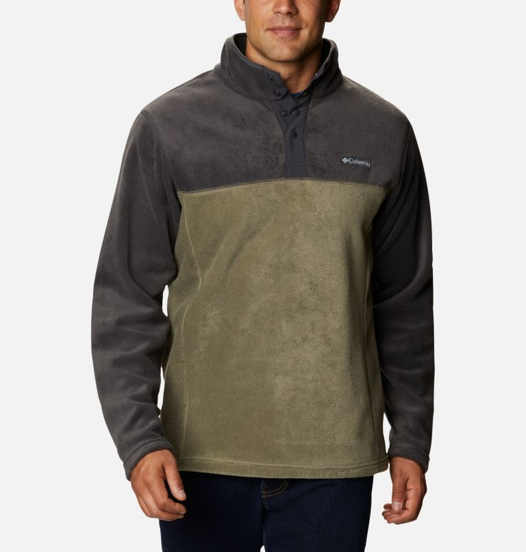 Men's Steens Mountain™ Half Snap Fleece Men's Steens Mountain™ Half Snap Fleece, front