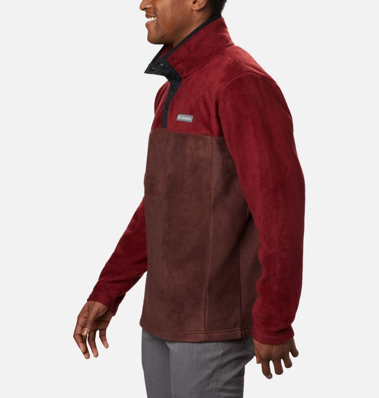 Men's Steens Mountain™ Half Snap Fleece Men's Steens Mountain™ Half Snap Fleece, a1
