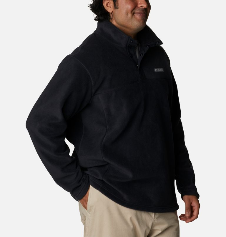 Men's Steens Mountain™ Half Snap Fleece Pullover - Big Men's Steens Mountain™ Half Snap Fleece Pullover - Big, a3