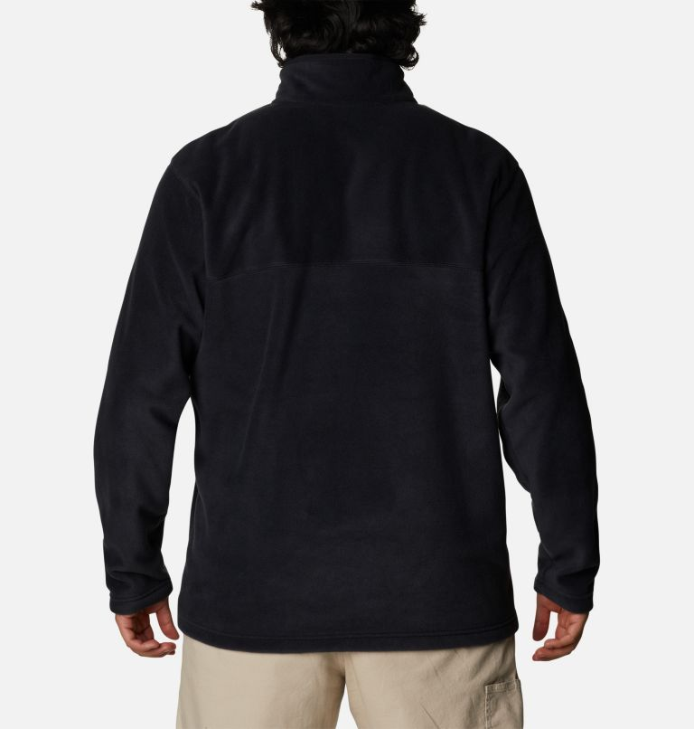 Men's Steens Mountain™ Half Snap Fleece Pullover - Big Men's Steens Mountain™ Half Snap Fleece Pullover - Big, back