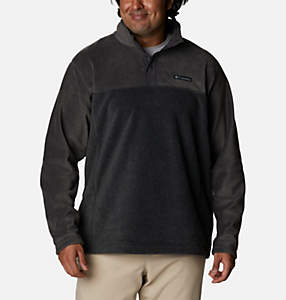 Men's Steens Mountain™ Half Snap Fleece Pullover - Big
