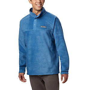 Men's Steens Mountain™ Half Snap Fleece Pullover - Big
