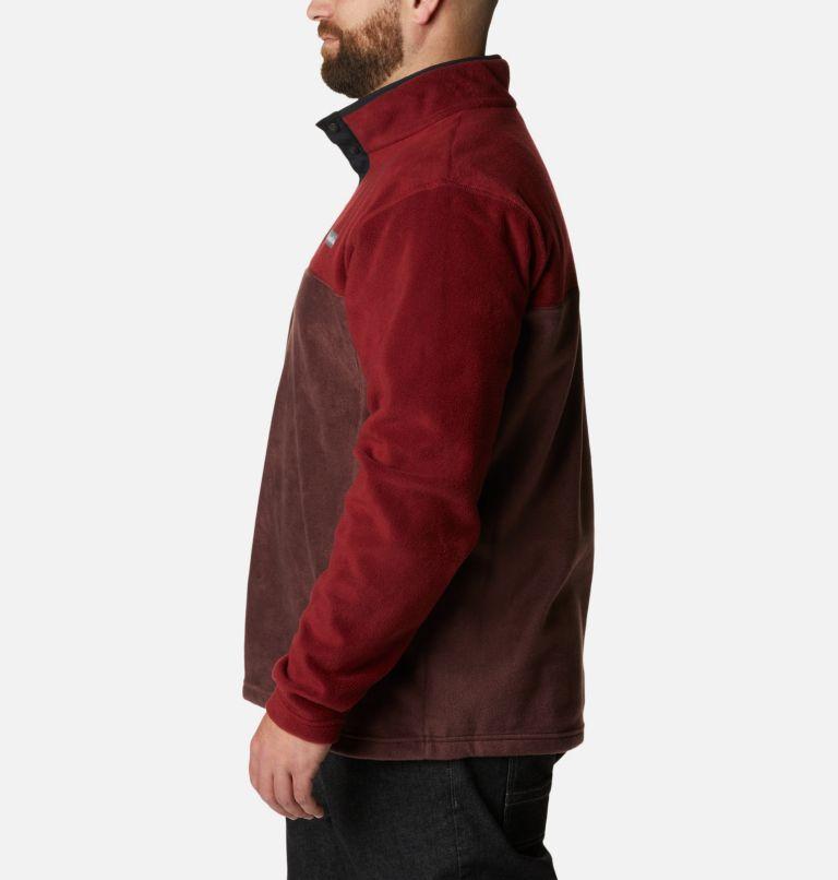 Men's Steens Mountain™ Half Snap Fleece Pullover - Big Men's Steens Mountain™ Half Snap Fleece Pullover - Big, a1