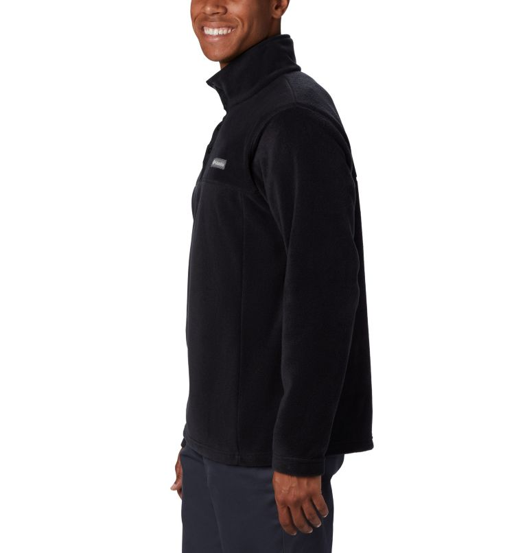 Men's Steens Mountain™ Half Snap Fleece Pullover - Tall Men's Steens Mountain™ Half Snap Fleece Pullover - Tall, a1