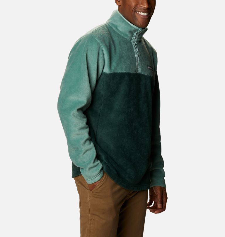 Men's Steens Mountain™ Half Snap Fleece Pullover - Tall Men's Steens Mountain™ Half Snap Fleece Pullover - Tall, a3