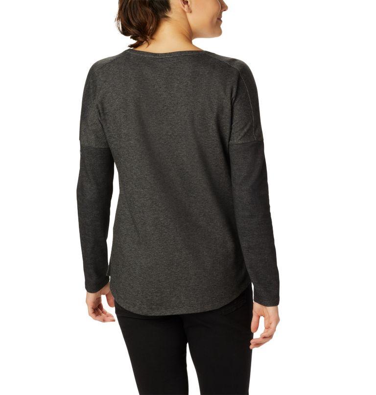 Chandail à manches longues en tricot fantaisie Times Two™ pour femme Chandail à manches longues en tricot fantaisie Times Two™ pour femme, back