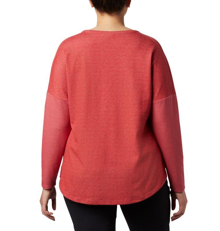 Haut à manches longues en tricot tendance Times Two™ pour femme Haut à manches longues en tricot tendance Times Two™ pour femme, back