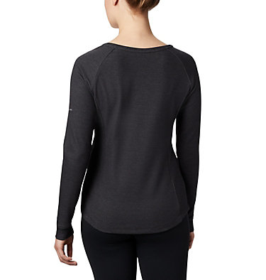 Henley en tricot Times Two™ pour femme Times Two™ Knit Henley | 580 | L, Black, back