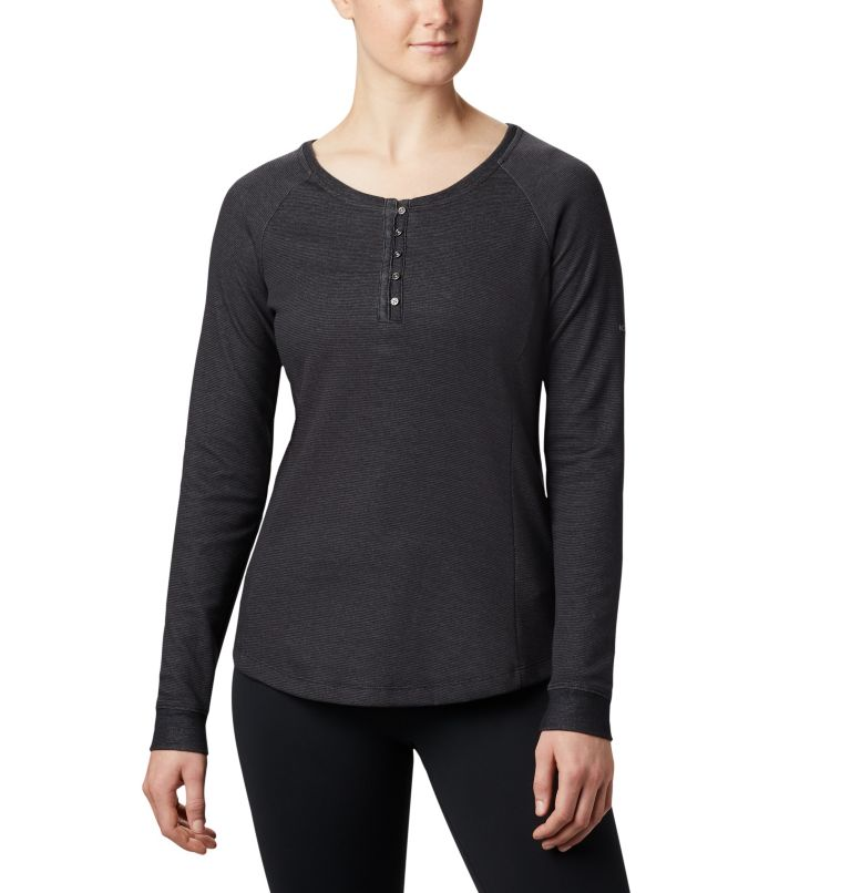 Henley en tricot Times Two™ pour femme Henley en tricot Times Two™ pour femme, front