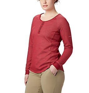 Women's Times Two™ Knit Henley Top