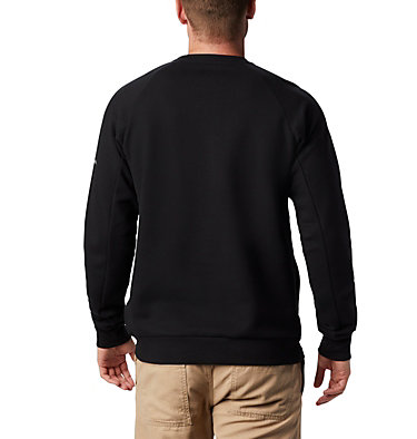 Columbia Lodge Crew Sweater für Herren Columbia Lodge™ Crew | 010 | XXL, Black, back