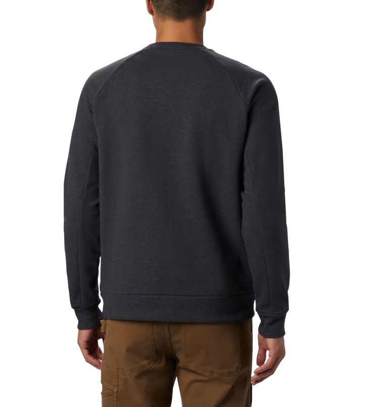 Men's Columbia Lodge Crew Sweater Men's Columbia Lodge Crew Sweater, back