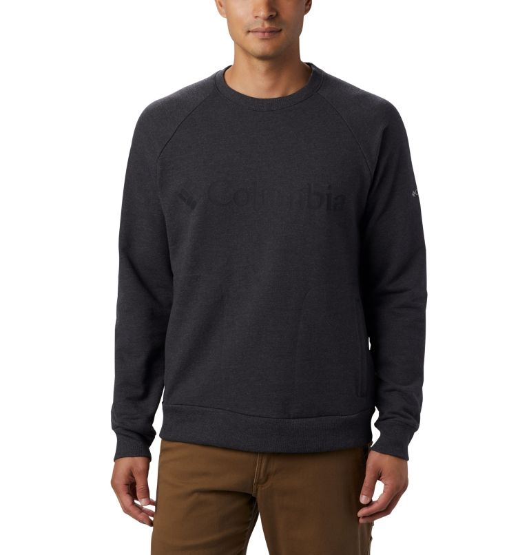 Men's Columbia Lodge Crew Sweater Men's Columbia Lodge Crew Sweater, front