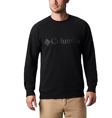 Men's Lodge™ Crew Columbia Lodge™ Crew | 160 | L, Black, front