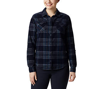 Women's Times Two™ Corduroy Long Sleeve Shirt