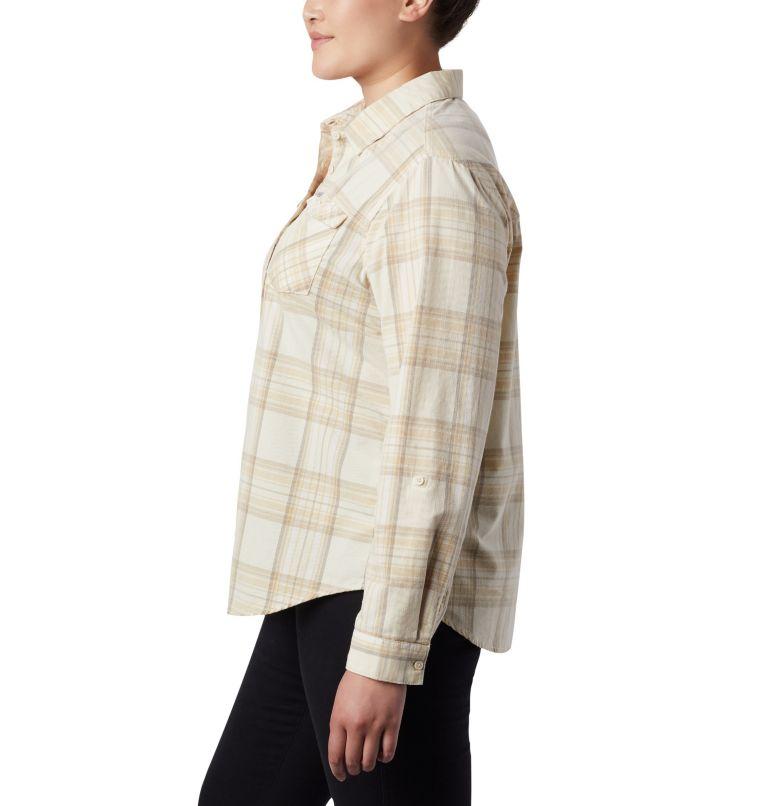 Women's Times Two™ Corduroy Long Sleeve Shirt - Plus Size Women's Times Two™ Corduroy Long Sleeve Shirt - Plus Size, a1