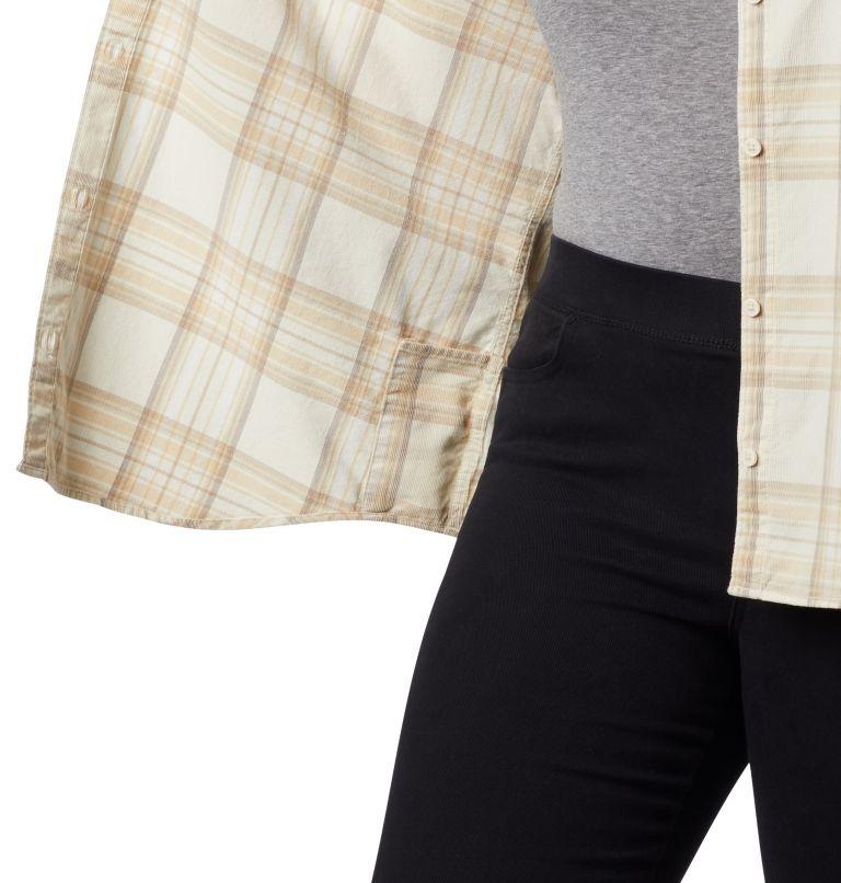 Women's Times Two™ Corduroy Long Sleeve Shirt - Plus Size Women's Times Two™ Corduroy Long Sleeve Shirt - Plus Size, a2