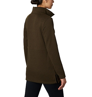 Manteau long Darling Days™ pour femme Darling Days™ Long Jacket | 191 | M, Olive Green, back