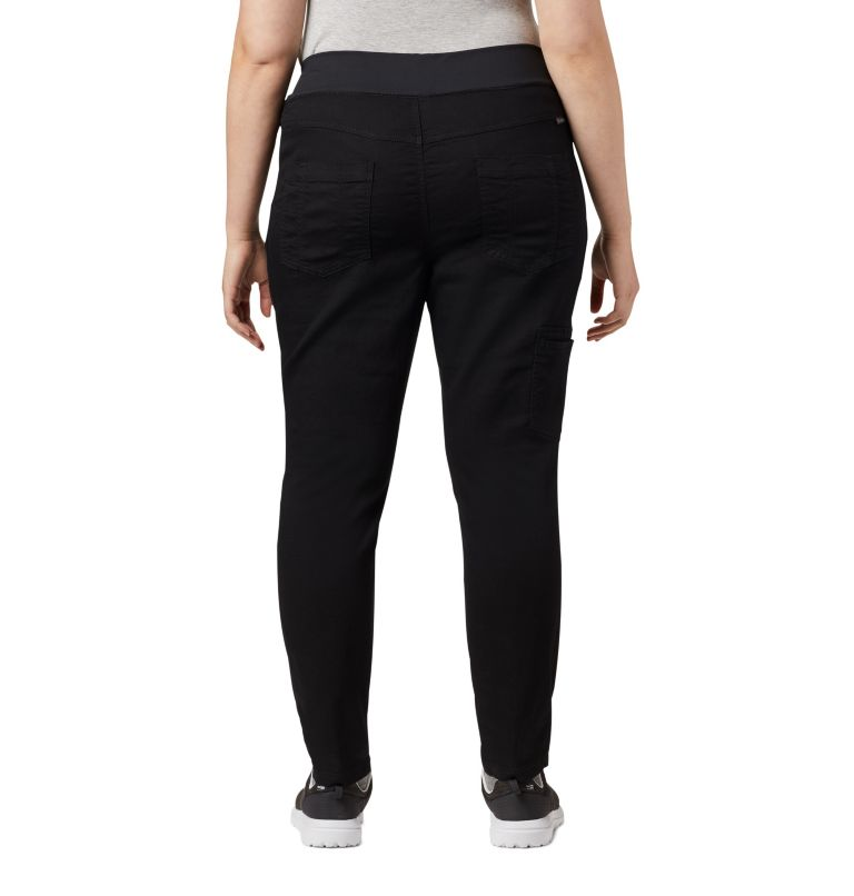 Women's Pinnacle Peak™ Hybrid Pants - Plus Size Women's Pinnacle Peak™ Hybrid Pants - Plus Size, back