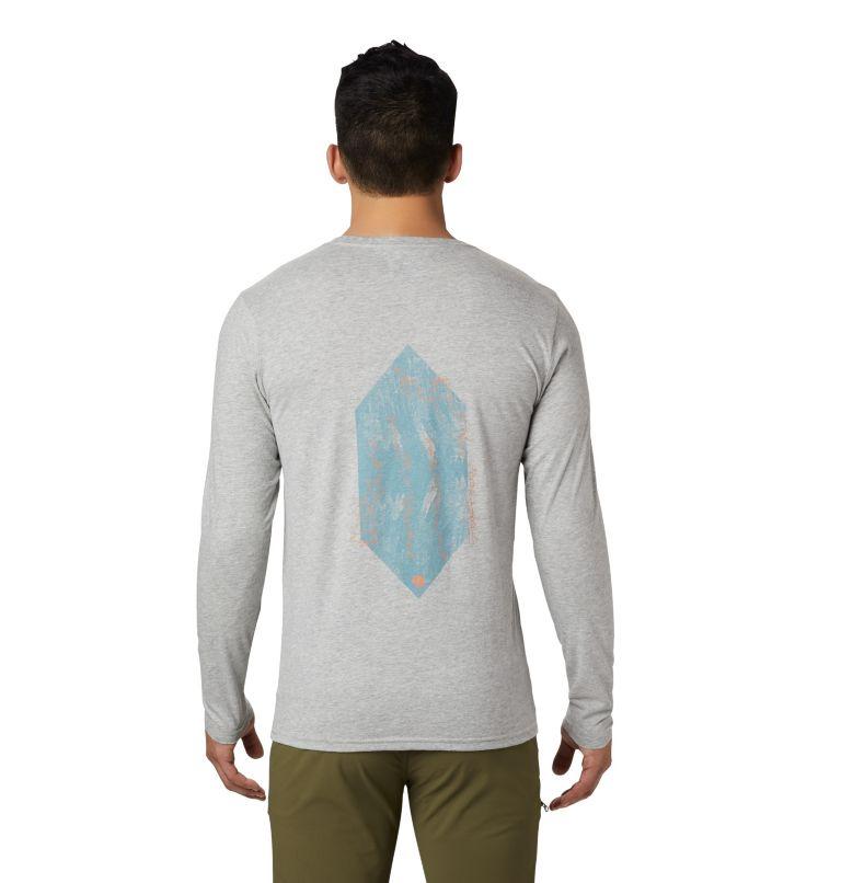 Men's Vertical Oriented™ Long Sleeve Shirt Men's Vertical Oriented™ Long Sleeve Shirt, back