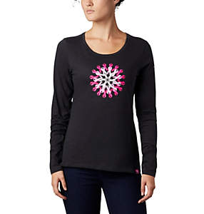 Women's Tested Tough In Pink™ Long Sleeve Graphic Tee