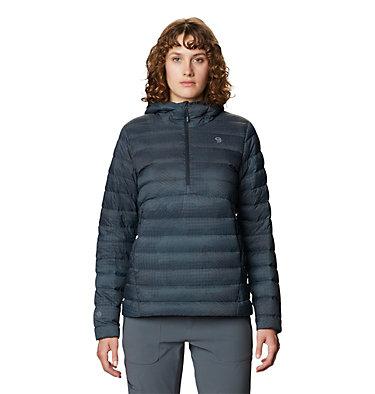 Women's Rhea Ridge™ Pullover Rhea Ridge™ Pullover   599   L, Dark Storm Woven Print, front