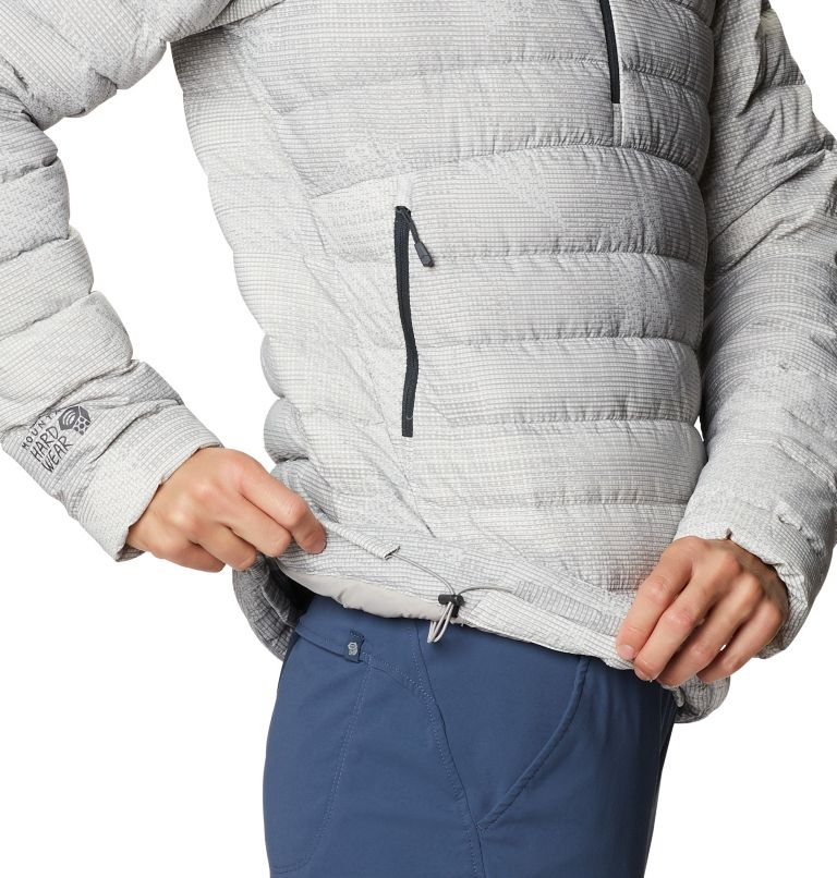 Rhea Ridge™ Pullover | 057 | XL Women's Rhea Ridge™ Pullover, Light Dunes Woven Print, a3