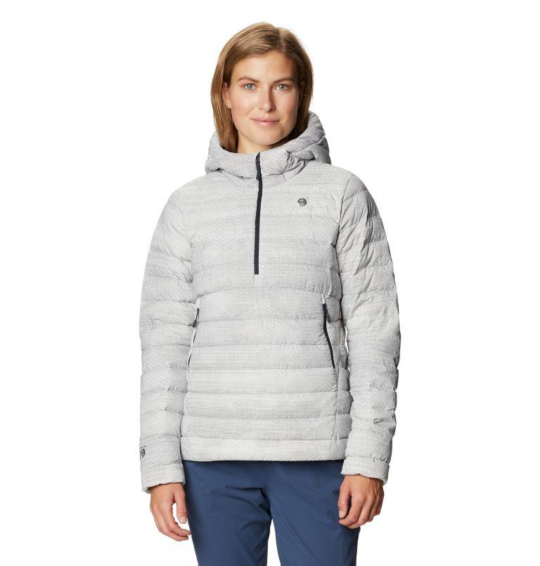 Rhea Ridge™ Pullover | 057 | M Women's Rhea Ridge™ Pullover, Light Dunes Woven Print, front