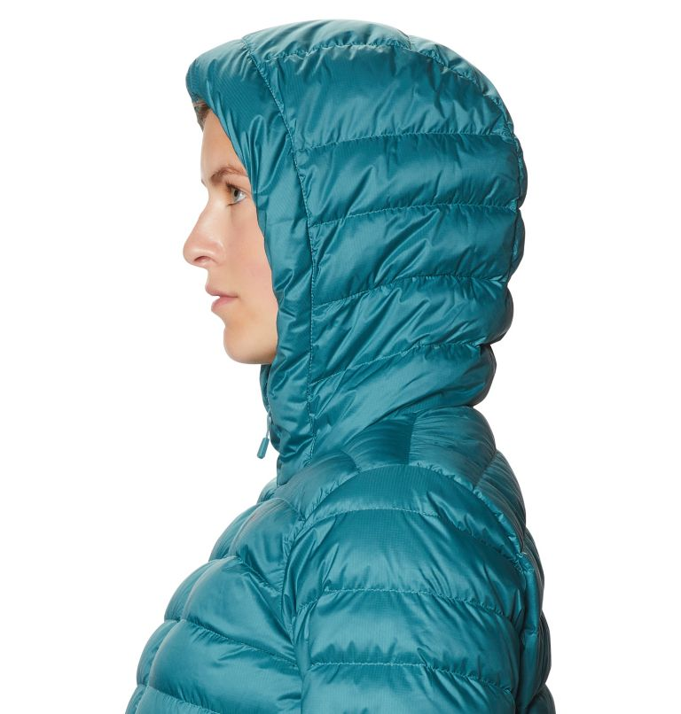 Rhea Ridge™ Pullover | 447 | L Women's Rhea Ridge™ Pullover, Washed Turq, a3