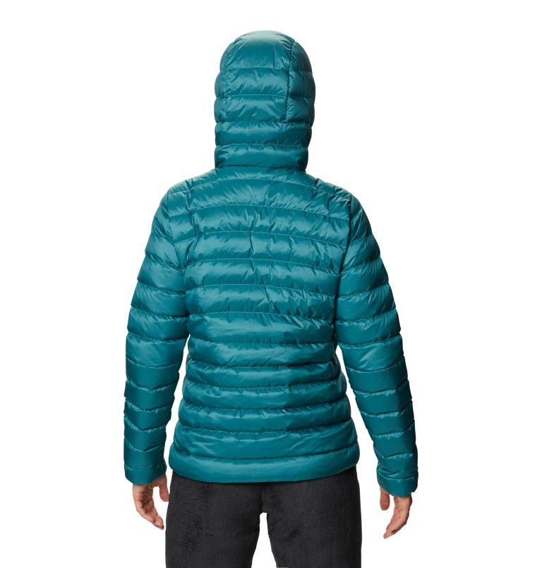 Rhea Ridge™ Pullover | 447 | S Women's Rhea Ridge™ Pullover, Washed Turq, back