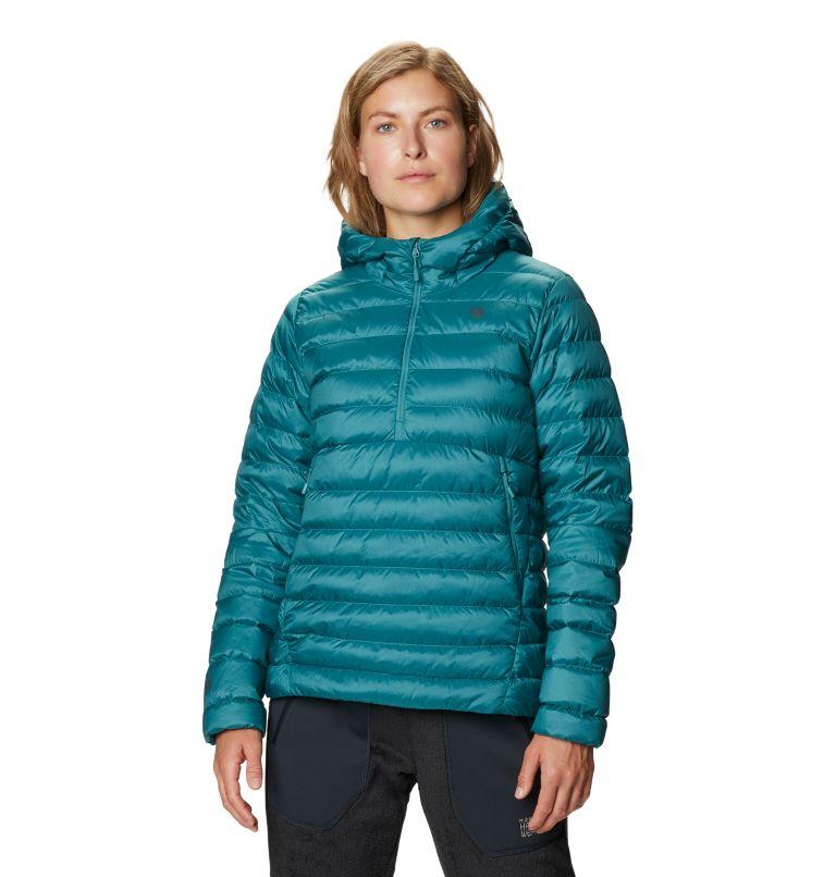 Rhea Ridge™ Pullover | 447 | S Women's Rhea Ridge™ Pullover, Washed Turq, front