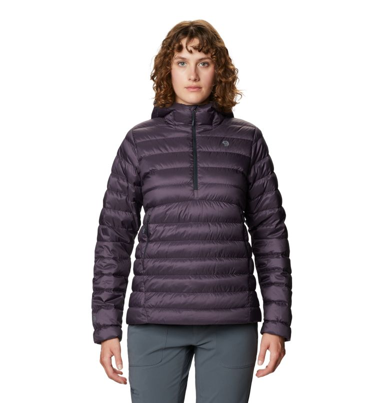 Women's Rhea Ridge/2™ Down Pullover Women's Rhea Ridge/2™ Down Pullover, front