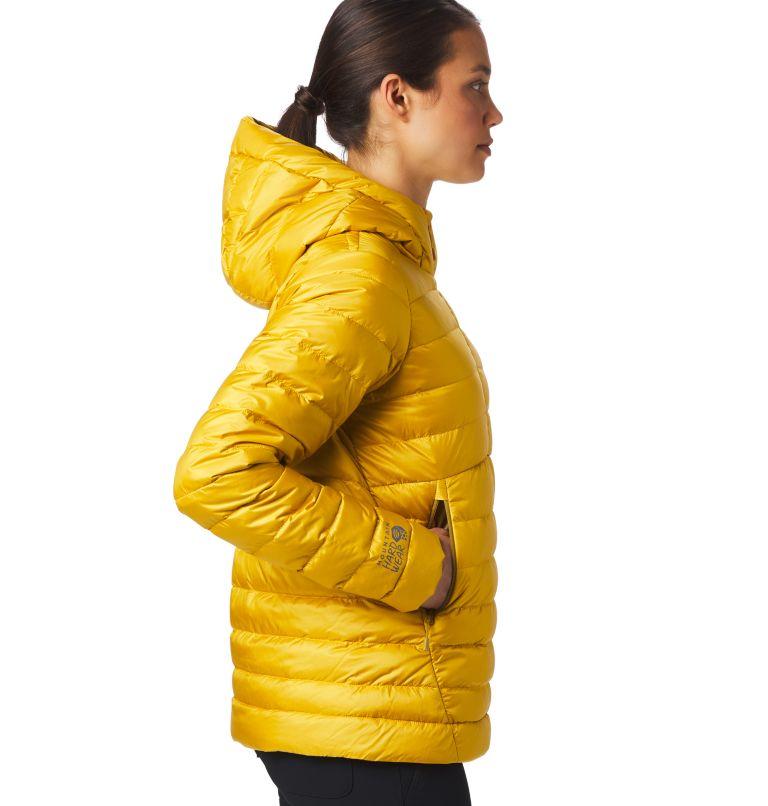 Rhea Ridge™ Pullover | 750 | S Women's Rhea Ridge/2™ Down Pullover, Gold Hour, a1