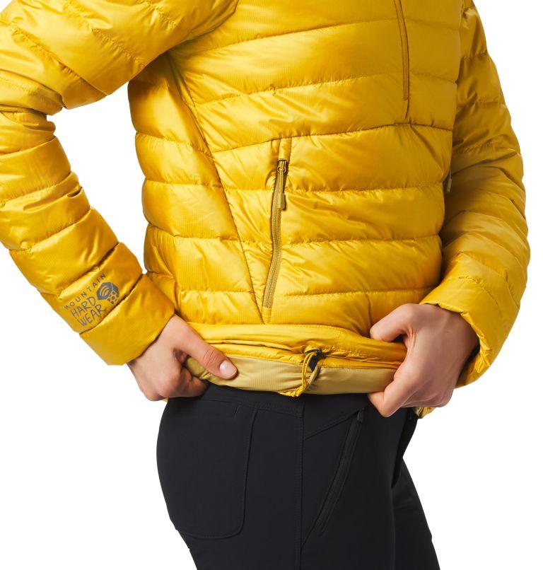 Rhea Ridge™ Pullover | 750 | S Women's Rhea Ridge/2™ Down Pullover, Gold Hour, a2