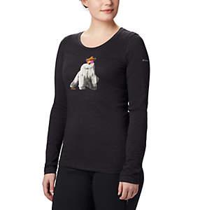 T-shirt à manches longues Ruby Falls™ pour femme