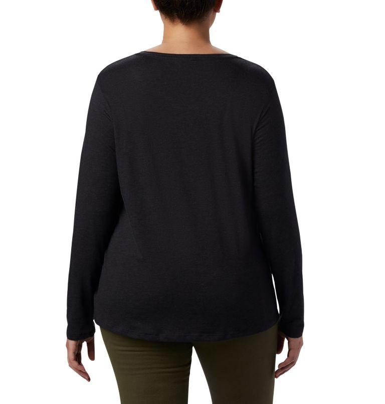 Women's Ruby Falls™ Long Sleeve Tee - Plus Size Women's Ruby Falls™ Long Sleeve Tee - Plus Size, back
