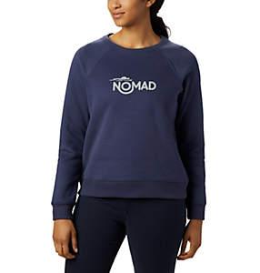 Women's Hart Mountain™ Long Sleeve Graphic Crew