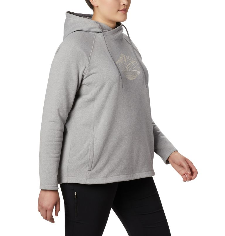 Women's Hart Mountain™ Graphic Hoodie - Plus Size Women's Hart Mountain™ Graphic Hoodie - Plus Size, a2