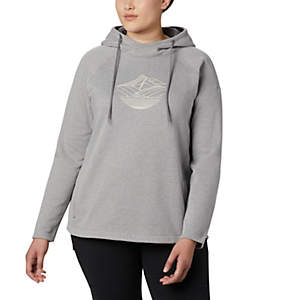 Women's Hart Mountain™ Graphic Hoodie - Plus Size