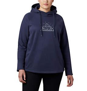 Women's Hart Mountain™ Graphic Hoodie - Plus Size
