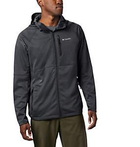 Manteau à capuchon avec fermeture éclair Outdoor Elements™ pour homme