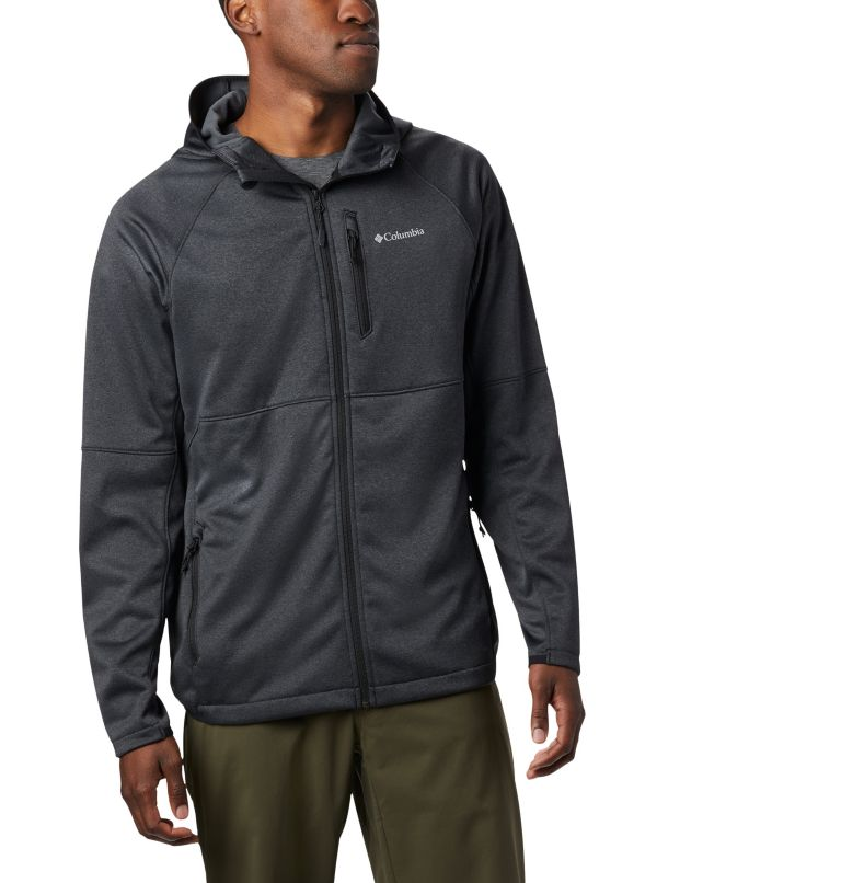 Giacca Outdoor Elements Hooded Full Zip da uomo Giacca Outdoor Elements Hooded Full Zip da uomo, front