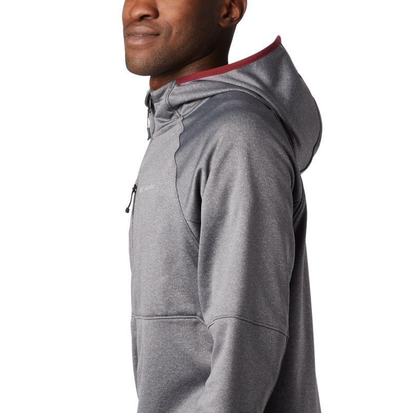 Men's Outdoor Elements Hooded Full Zip Jacket Men's Outdoor Elements Hooded Full Zip Jacket, a2