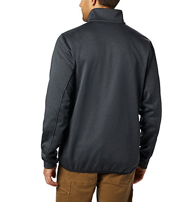 Men's Outdoor Elements Jacket Outdoor Elements™ Full Zip | 010 | L, Black, back