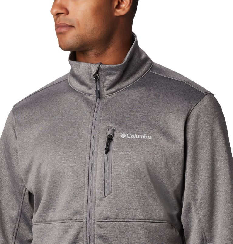 Outdoor Elements™ Full Zip | 023 | M Men's Outdoor Elements Full Zip Jacket, City Grey, a1