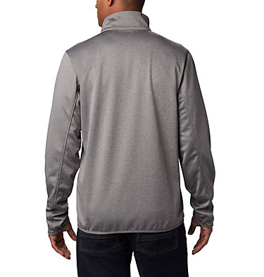 Manteau à fermeture éclair Outdoor Elements™ pour homme Outdoor Elements™ Full Zip | 010 | L, City Grey, back