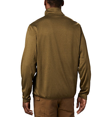Men's Outdoor Elements Jacket Outdoor Elements™ Full Zip | 478 | S, New Olive, Olive Green, back
