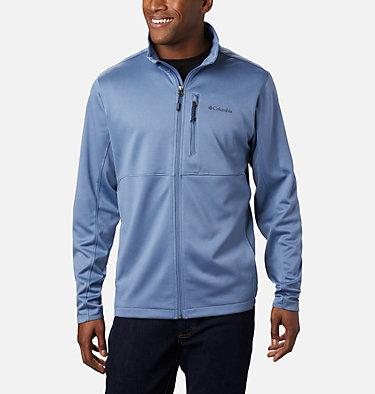 Men's Outdoor Elements Jacket Outdoor Elements™ Full Zip   010   L, Bluestone, front